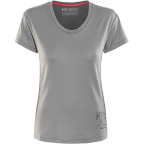 Helly Hansen Une SS Tee Women Quiet Shade